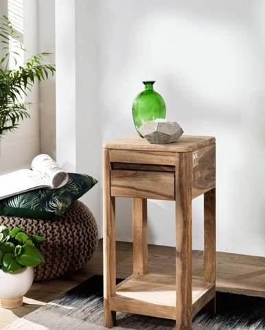 MONTREAL Príručný stolík 30x30x60 cm, palisander