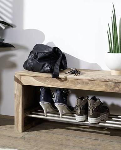 MONTREAL Regál na topánky 40x81 cm, palisander