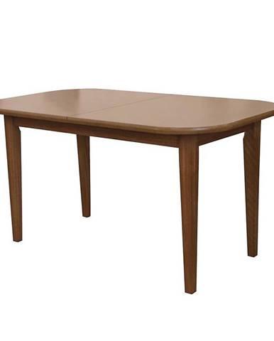Jedálenský stôl 63 140 x 80+40 orech