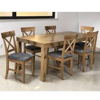 Jedálenský stôl 140x80+40