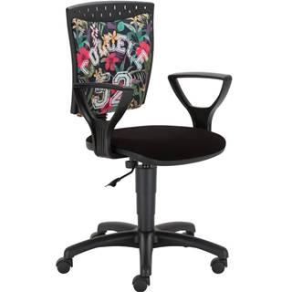 Kancelárska stolička Stilo 09 College