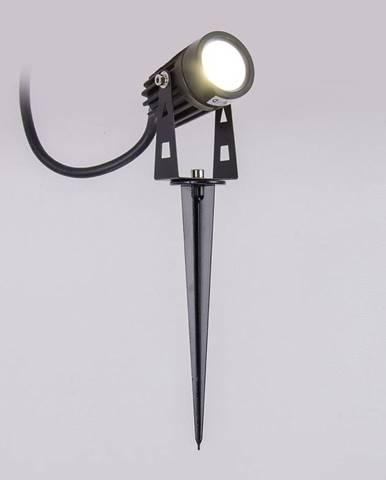 Luster Plant LED 3W čierna 4500K 03129