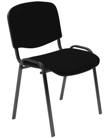 Stolička Iso black C-11 čierna