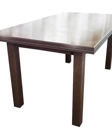 Jedálenský stôl  ST10 160X90+40 hĺúzovka