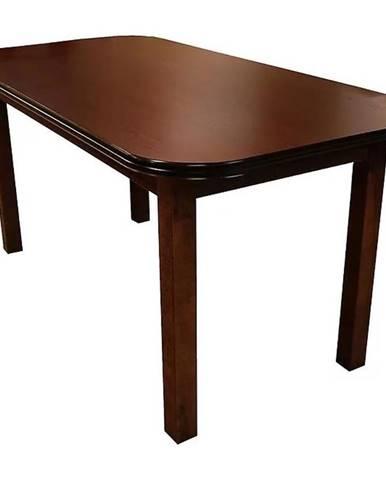 Jedálenský stôl  ST11 160 x 80+40 Wenge U