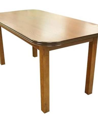 Jedálenský stôl  ST11 160X80+40 orech svetlý R