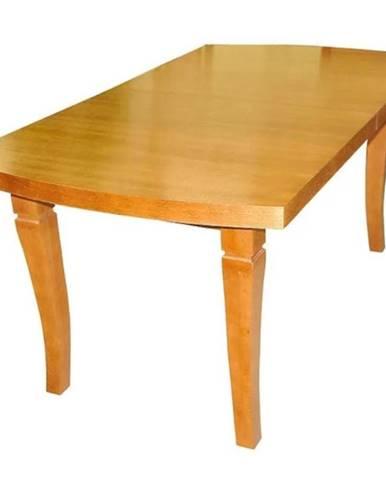 Jedálenský stôl  ST24 160 x 90+40 orech P
