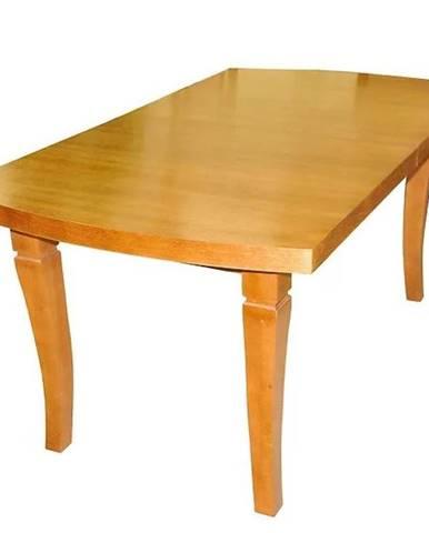 Jedálenský stôl ST24 160X90+40 orech svetlý V