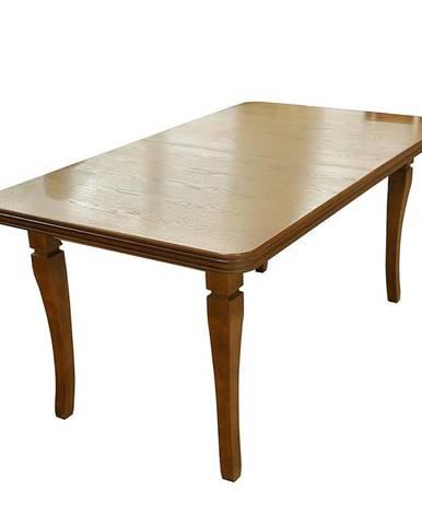 Jedálenský stôl ST26 160 x 90+40 orech