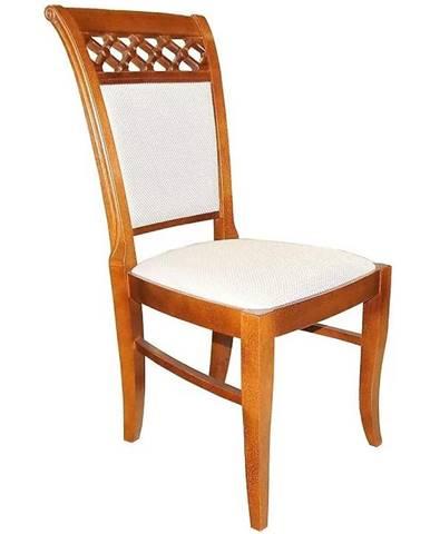 Stolička W54 svetlý orech KS2380 V