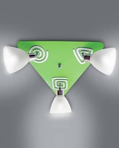 Lampa K3Z2 zelená PL3