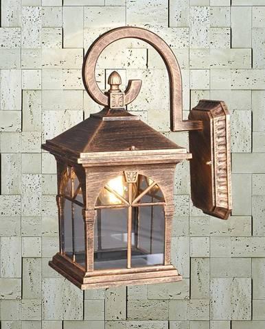 Nastenná záhradná lampa Kerry K-5156W KD1 gold