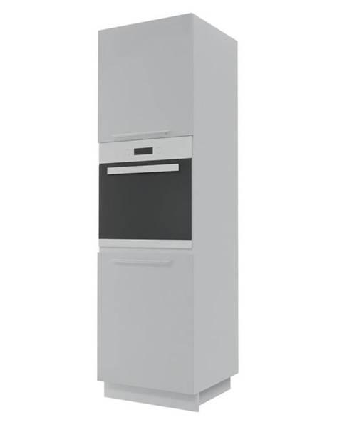 MERKURY MARKET Skrinka do kuchyne Essen grey D14/RU/2D