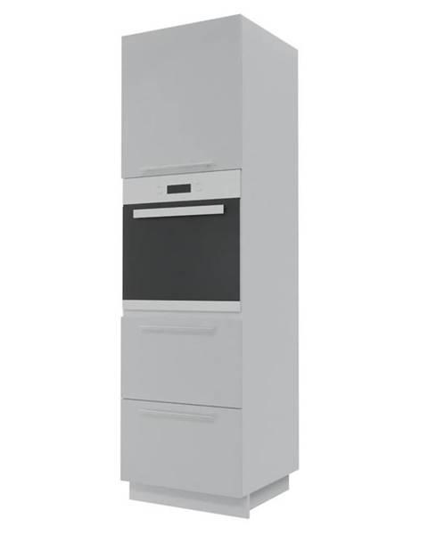 MERKURY MARKET Skrinka do kuchyne Essen grey D14/RU/2E-356