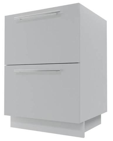 Skrinka do kuchyne Essen grey D2E/60