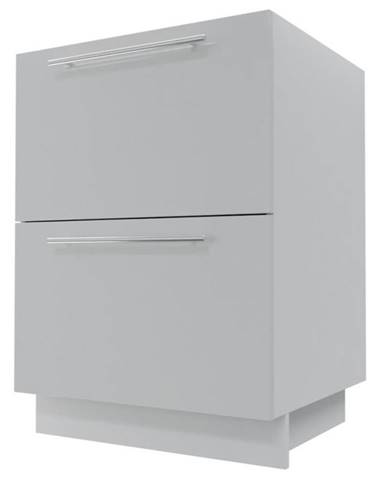 Skrinka do kuchyne Essen grey D2M/60