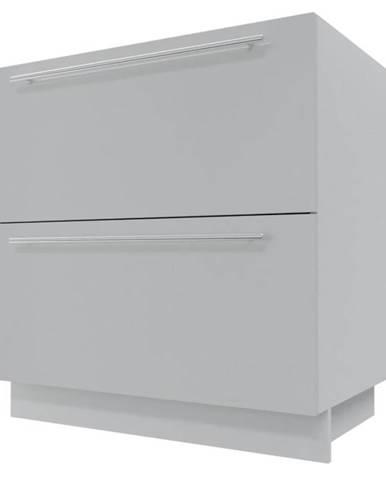 Skrinka do kuchyne Essen grey D2M/80