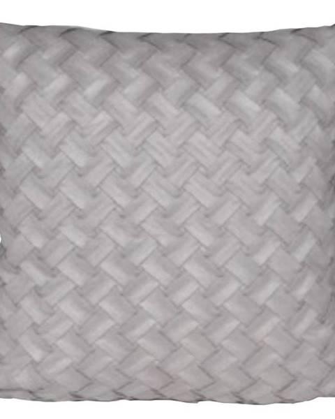 MERKURY MARKET Obliečka na vankúš WA18126 40x40 šedá