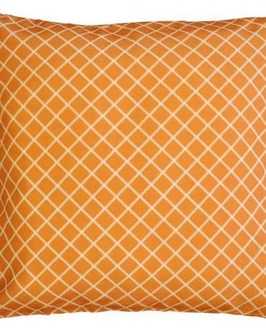 Obliečka na vankúš K21725 45x45 žltá