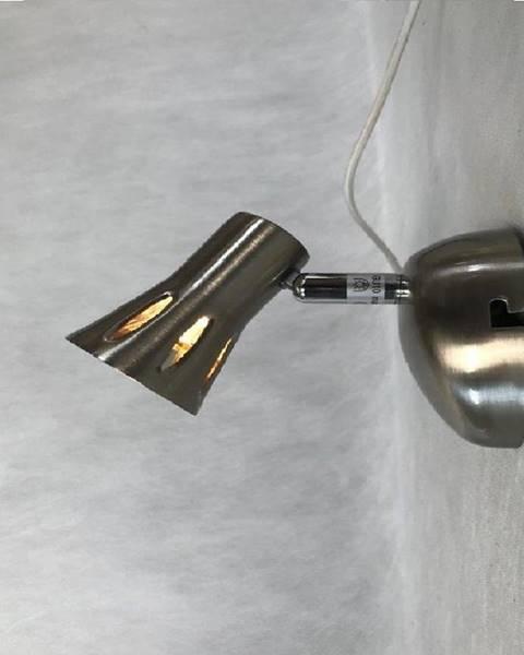 MERKURY MARKET Luster GU1058-1R SAT  chróm K1