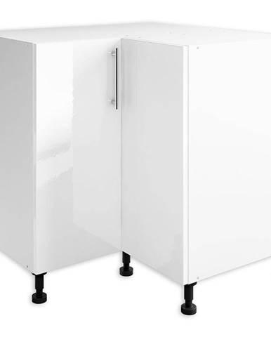 Kuchynská skrinka Luna White PNO 90