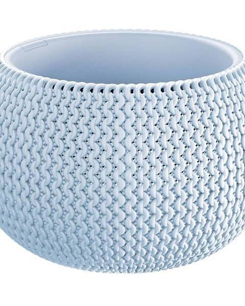 MERKURY MARKET Kvetináč Splofy Bowl  šedá DKSP290-656U