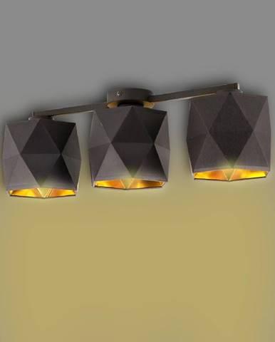 Luster Siro 1041 čierna/zlato Lw3