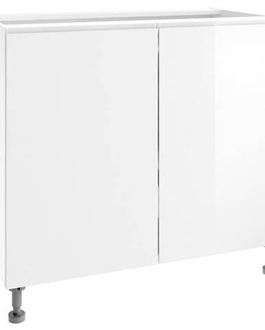 Kuchynská skrinka Vegas White PO 100/2