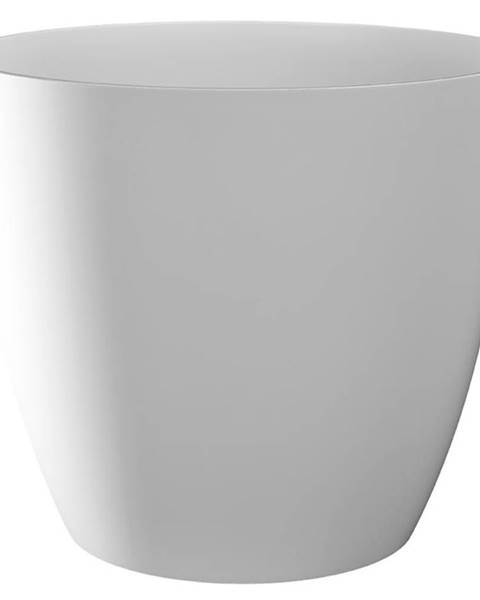 MERKURY MARKET Obal Ella lesk 13 cm bílá pearl
