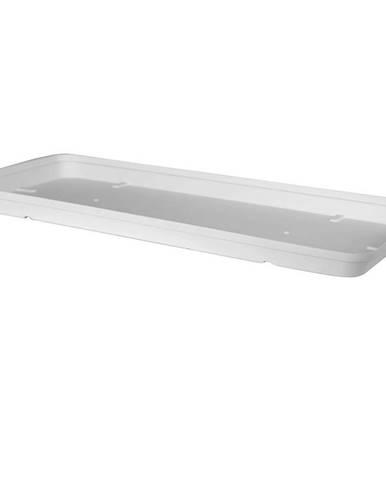 Kvetináč CAPRI XL rectangular 80 cm white