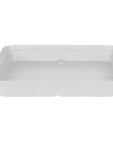 Podstavec CAPRI SQUARE 35 cm white