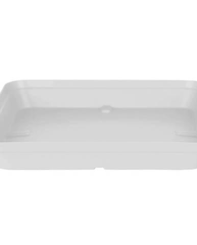 Podstavec CAPRI SQUARE 40 cm white