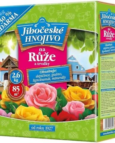 Jihočeské hnojivo - Hnojivo na ruže a trvalky 2