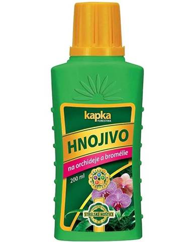 Kapka - Hnojivo na orchideje 200 ml