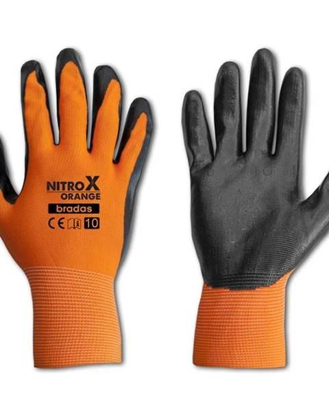 MERKURY MARKET Ochranné rukavice Nitrox org.