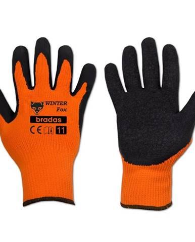 Ochranné rukavice Winter fox veľkosť 11