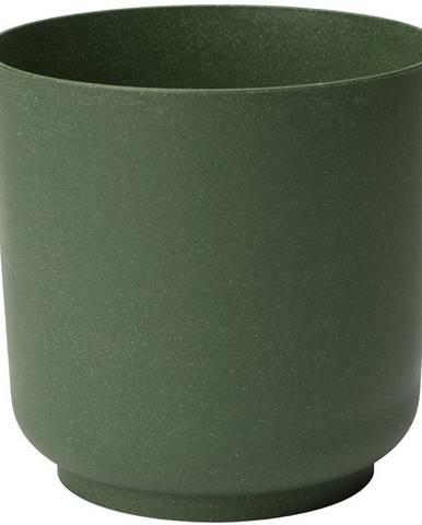 Kvetináč Satina Eco 17 cm zelená