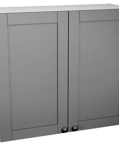 Kuchynská skrinka Linea G80 grey