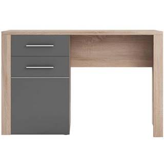 Písací stôl Titto (korpus+dvierka)
