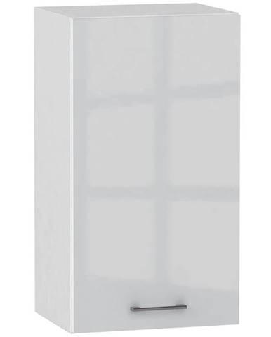 Skrinka do kuchyne Alvico W40 P/L luxe blanco BB