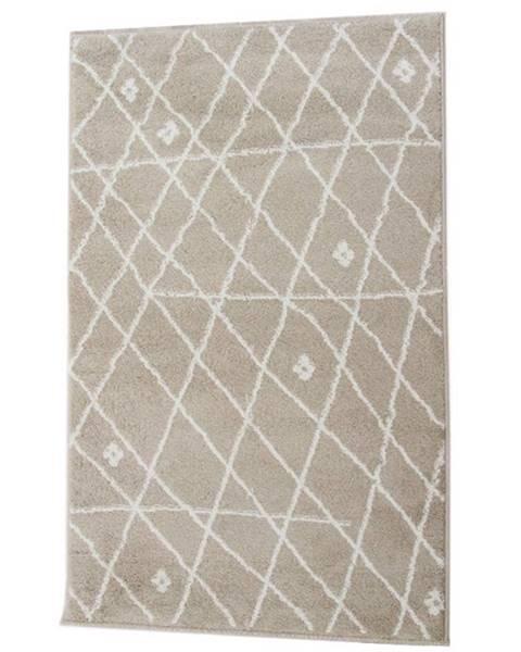 Tempo Kondela Tyron koberec 160x235 cm béžová