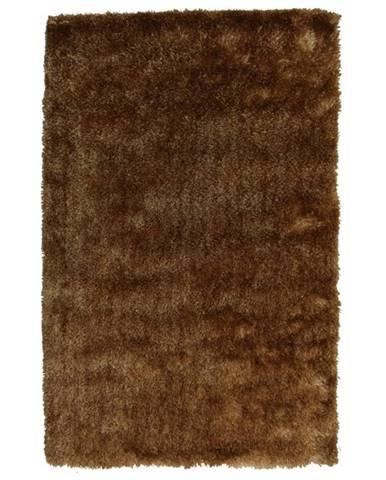 Deland koberec 140x200 cm hnedozlatá