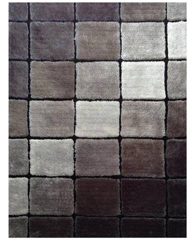 Ludvig Typ 2 koberec 80x150 cm sivá