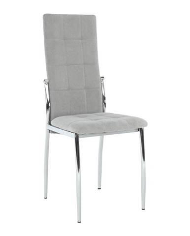 Adora New jedálenská stolička sivá