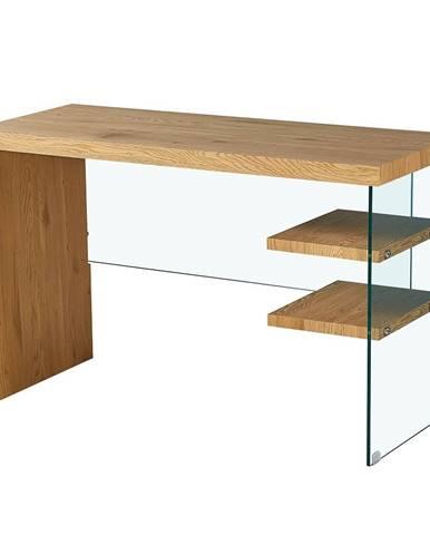 Enrik konzolový stolík dub