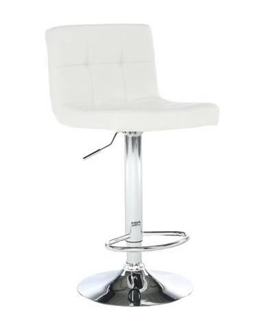 Kandy New barová stolička biela