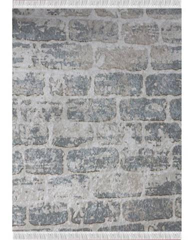 Muro koberec sivá