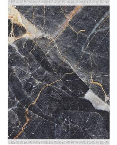 Renox Typ 1 koberec čierny mramor