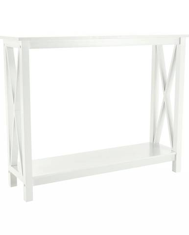 Sonet konzolový stolík biela