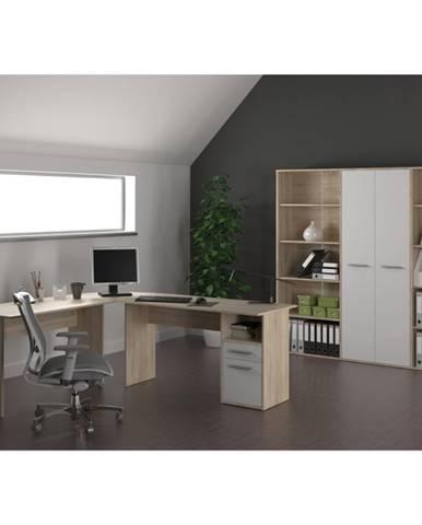 Maurus New kancelária dub sonoma